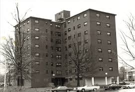 a look back at the mills memorial apartments in meriden