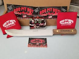pit boys classic official engraved 10 inch old hickory knife bbq pit boys classic official engraved 10 inch old hickory knife