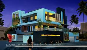 Modern Bungalow House Designs And by Great U0026 Marvelous 3d Exterior Concept For Residential Bungalow