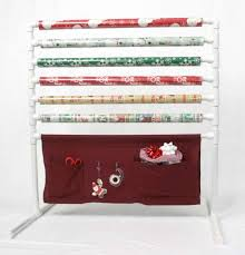 present wrapping station diy gift wrapping organizer station craftbits