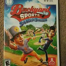 Backyard Sluggers Wii Backyard Sports U2013 Sigk