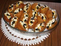 cuisine tunisienne fricassé recette fricassé tunisien traditionnelle 750g