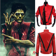 Red Coat Halloween Costume Compare Prices Red Michael Jackson Jacket Shopping Buy