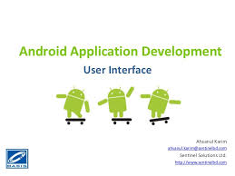tutorial android user android user interface tutorial datepicker timepicker spinner