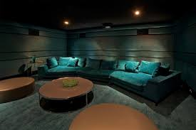 best fresh modern home theatre room design 14390