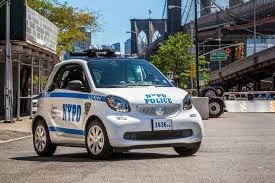 an arresting choice the nypd u0027s latest police car is the tiny