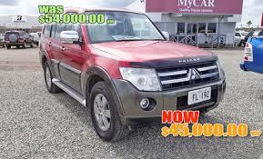 2008 mitsubishi pajero us04557 mycar best usedcar in fiji