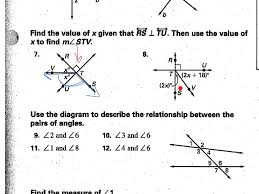 geometry chapter 3 test youtube