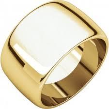 gold wedding band plain wedding bands 18k yellow gold plain wedding bands plain
