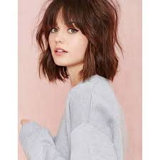 haircuts and bangs 40 best trendy haircuts with bangs lucky bella