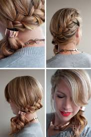 black hair styles for for side frence braids french braid side ponytail hairstyles weekly