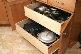Kitchen Cabinet Shelf Organizer Roll Out Kitchen Cabinet Organizers Pull Out Shelves For Kitchen
