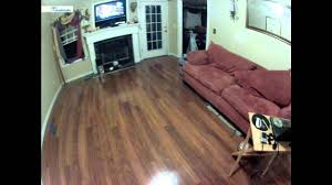 Is Installing Laminate Flooring Easy How To Install Laminate Flooring A Basic Tutorial Easy Youtube