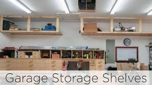 garage wooden shelf design wooden storage shelves garage storage