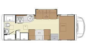 Motorhome Floor Plans 28 Type B Motorhome Floor Plans 2014 Winnebago Travato 59g