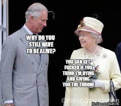 Queen Elizabeth Meme - long live the queen