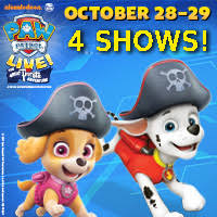 national events plaza paw patrol live