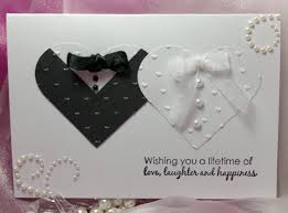 weeding card handmade wedding card