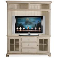 Wayside Furniture Akron by Riverside Furniture Placid Cove Entertainment Console W Hutch