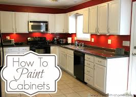 Howtopaintcabinetsxjpg - Transform your kitchen cabinets