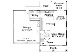 craftsman house plans elkridge 30 529 associated designs