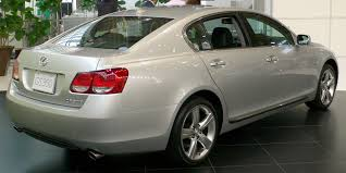 2007 lexus gs 350 information and photos zombiedrive