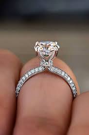 wedding rings women 24 solitaire engagement rings for women oh so