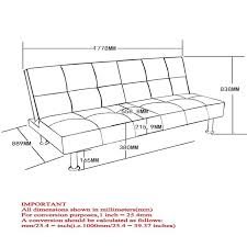 average size of couch standard couch height average sofa seat height alluring design