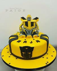 bumblebee cakes transformer bumblebee designer cakes by