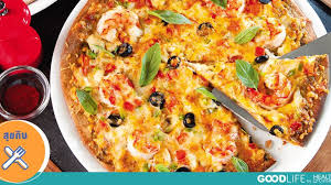 cuisine pizza พ ซซ า 2 ส ตรเด ด อร อย ช สละลายไหลเย มแป งบางกรอบ