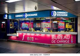 bureau de change 8 foreign currency e stock photos foreign currency e