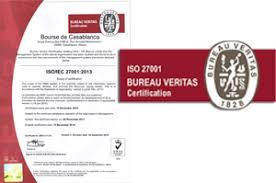 bureau veritas bourse casablanca stock exchange secure information systems the
