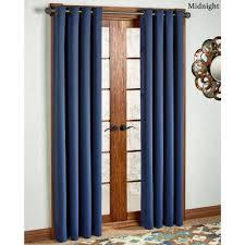 Heat Blocking Curtains Ultimate Blackout Grommet Curtain Panels