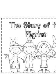 the story of the pilgrims a thanksgiving book pilgrim