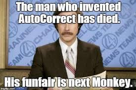 Autocorrect Meme - 14 spot on memes about autocorrect we can all relate to