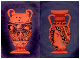 Greek Vase Design Greek And Roman Pottery Design Lesson Plan Art Education Daily