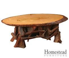 Slab Coffee Table Settler S Heritage Slab Coffee Table Homestead Furniture