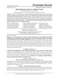 Government Resume Template Government Resume Template Free Resume Templates