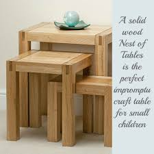 small nest of tables how to use a nest of tables in your home by jen stanbrook the oak