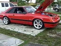 1985 mustang gt pictures 1985 mustang gt 351w stroker