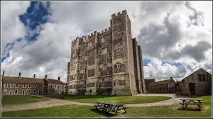 dover castle ten castles that made medieval britain dover castle