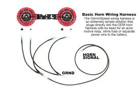 subaru wrx engine diagram grimmspeed hella horn wiring harness 02 14 wrx 04 14 sti grimmspeed