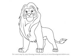 coloring pages breathtaking lion king drawing aid1758812 v4