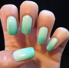 ombre nail design tumblr 40 easy ombre nail art ideas for girls