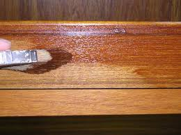 How To Remove Stain From Wood Cabinets Restain Cabinets For A New Look The Practical House Painting Guide