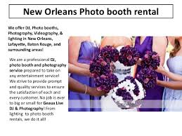 photo booth rental new orleans new orleans photographer