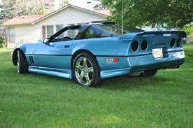 1987 greenwood corvette 1987 chevrolet corvette greenwood edition 104k car