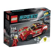 lego porsche 918 amazon com lego speed champions 458 italia gt2 set 75908 toys