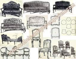Louis 15th Chairs Louis Xv Furniture