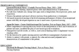 Rn Nursing Resume Examples by Home Design Ideas Sample Lpn Resume Fetching Sample Lpn Resume